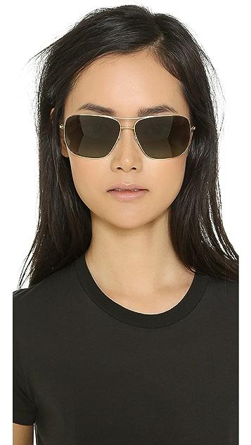 Oliver Peoples Eyewear Berenson Sunglasses