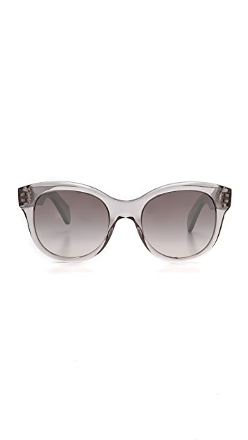 Oliver Peoples Eyewear Jacey Mirrored Sunglasses