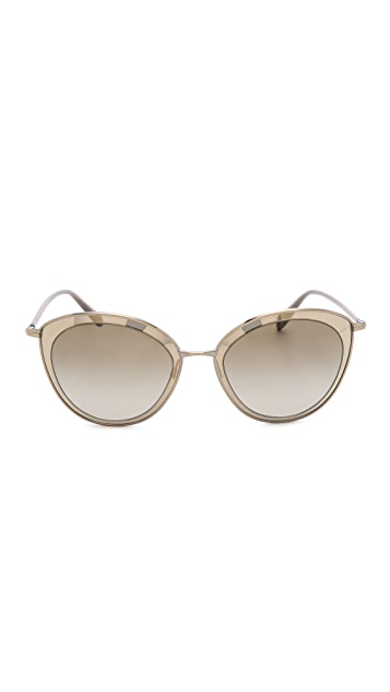 Oliver Peoples Eyewear Gwynne Sunglasses