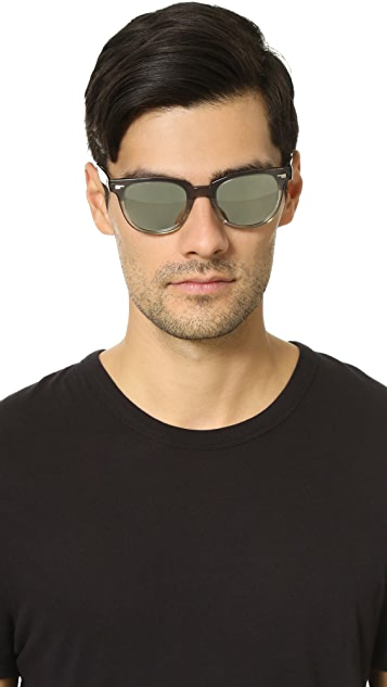 Oliver Peoples Eyewear Masek Sunglasses