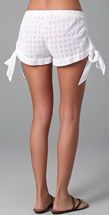 OndadeMar Bohemian Cover Up Shorts