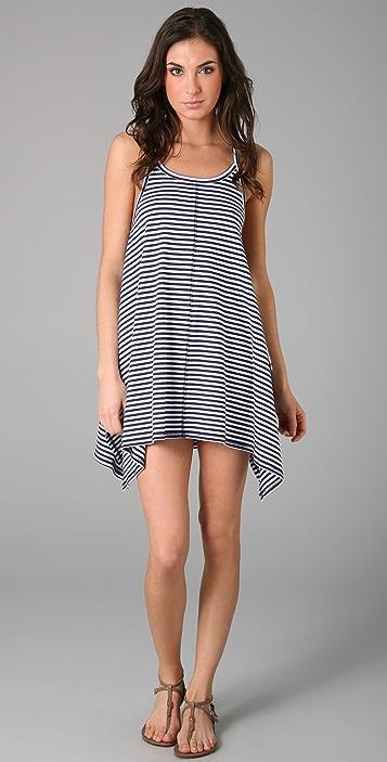 OndadeMar Asymmetrical Cover Up Dress