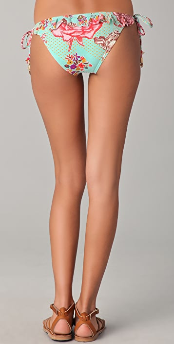 OndadeMar Sienna String Bikini Bottoms