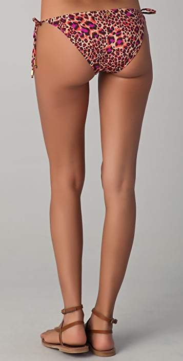 OndadeMar Niza String Bikini Bottoms