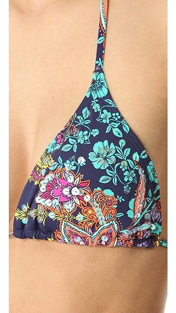 OndadeMar Bursa Triangle Bikini Top