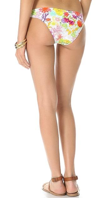 OndadeMar Damasco Bikini Bottoms