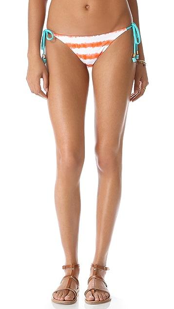 OndadeMar Awa Tie Bikini Bottoms