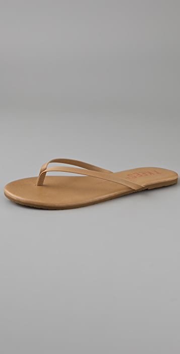 ONE by TKEES Foundations Flat Thong Sandals
