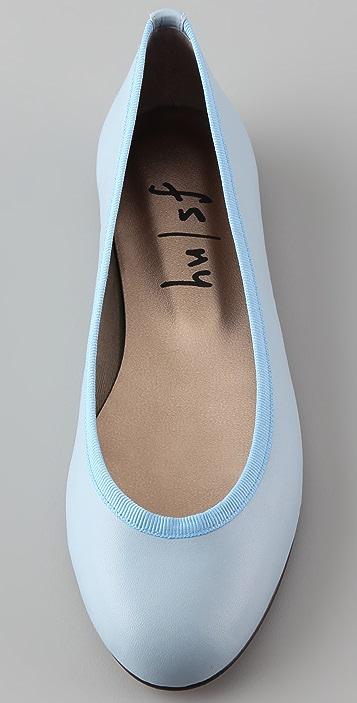 ONE by FRENCH SOLE fs/ny Natalia Skimmer Flats