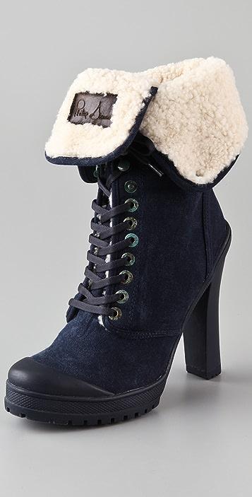 ONE by Philip Simon Kevoik High Heel Booties