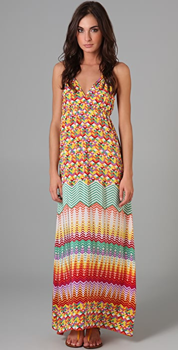 ONE by Charlie Jade Shannon Maxi Dress