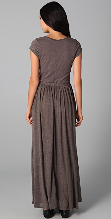 ONE by Heather Maxi Tee Dress