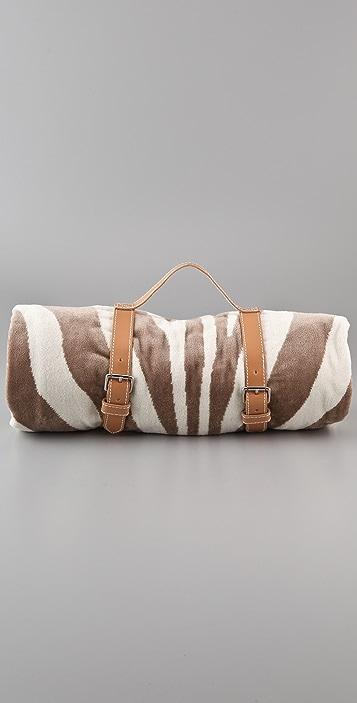 ONE by Maslin Zebra Hide Towel