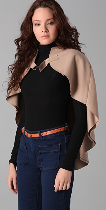 ONE by District Wool Cape