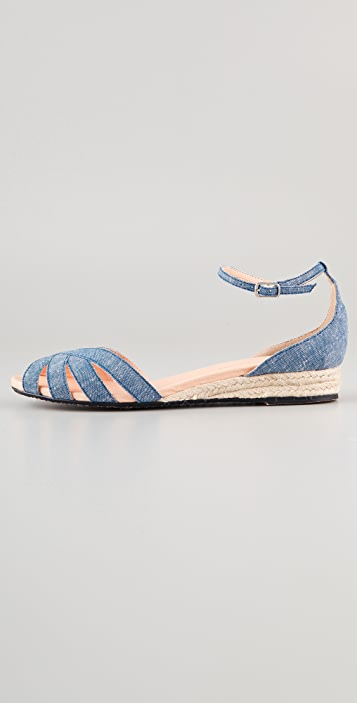 ONE by Marais USA Espadrille Wedges