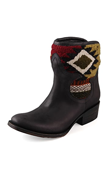 ONE by FREEBIRD by Steven Caballero Hand Woven Boots