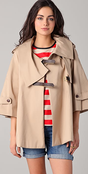 ONE by McGinn Billie Trench Jacket