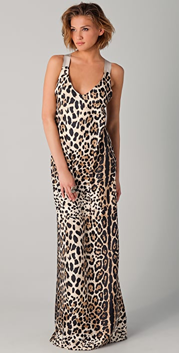 Dept Maxi Jurk.One By Costume Dept Leopard Maxi Dress Shopbop