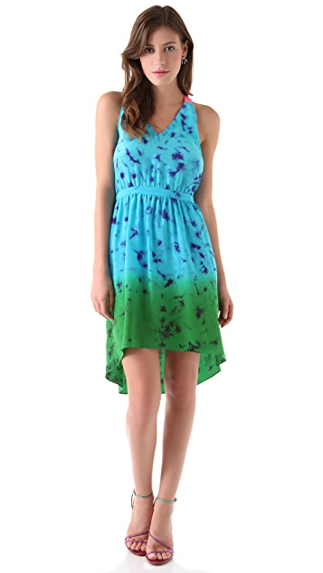 ONE by San & Soni Cross Back Dress