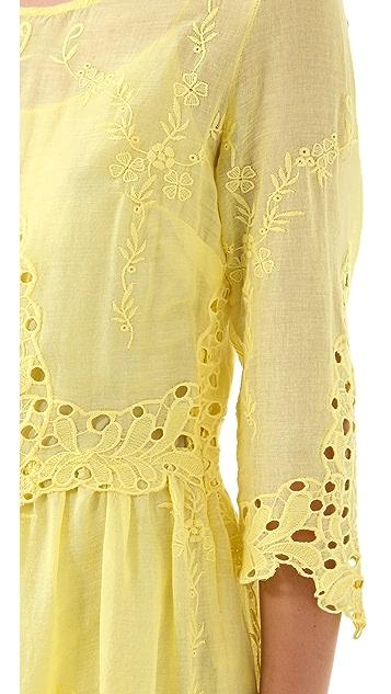 ONE by Kuks Lace Mini Dress