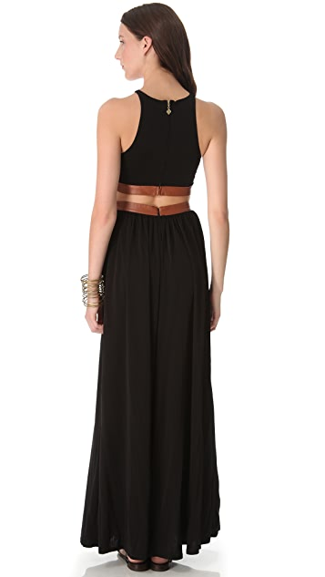 ONE by Bless'ed are the Meek Wine & Dine Maxi Dress