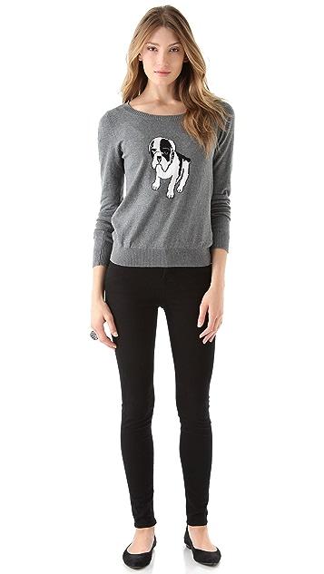 ONE by Sunny Girl Bulldog Sweater