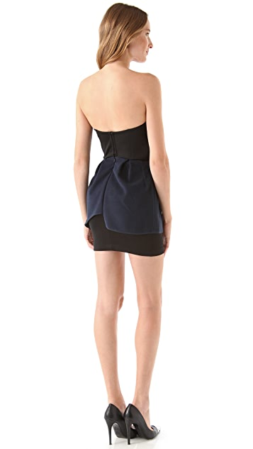 ONE by Gabby Applegate Peplum Dress