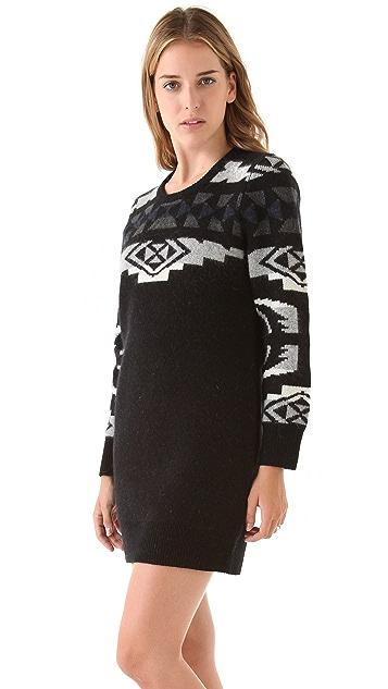ONE by YMC Sweater Dress