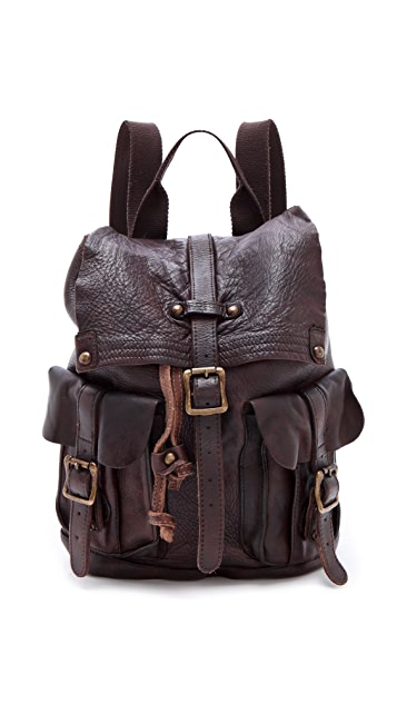 ONE by Bed Stu Shiloh Leather Backpack