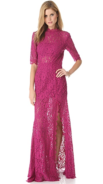 ONE by Femme D'armes Bailey Lace Gown