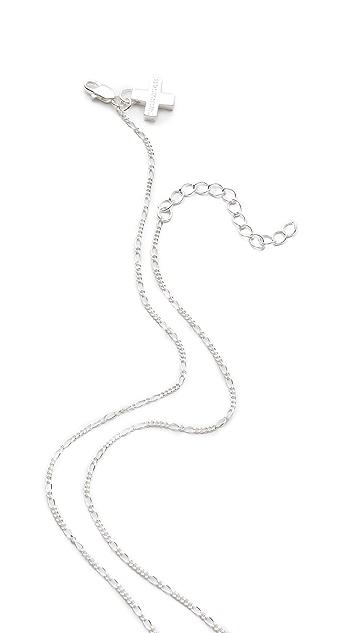 ONE by DALLAS+CARLOS Alpha Necklace