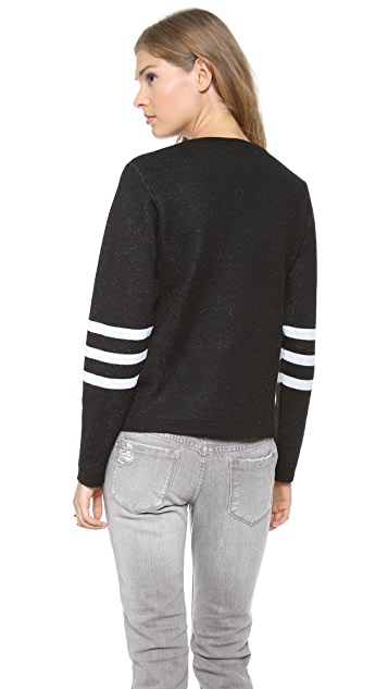 ONE by Delfina Balda Bandido Knit Sweater