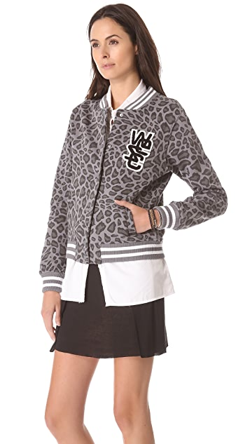 ONE by WeSC Laika Fleece Jacket