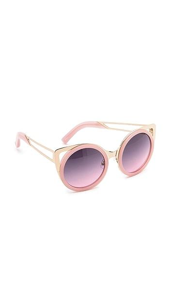 ONE by Erdem Cat Eye Sunglasses