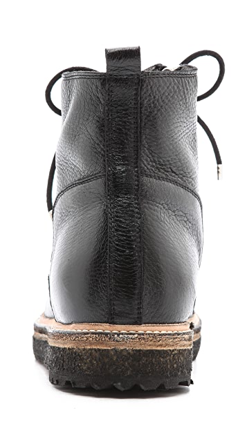 ONE by Rocco P Side Zip Booties
