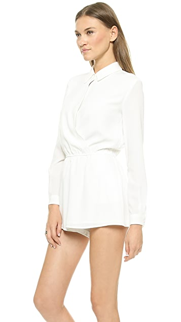 ONE by The Fifth Label Desert Rain Romper