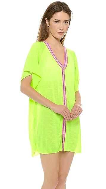 ONE by Pitusa Inca Mini Abaya Dress