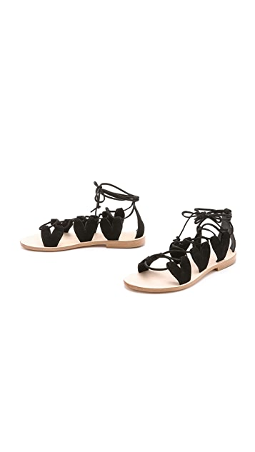 ONE by Cornetti Innamorati Heart Gladiator Sandals