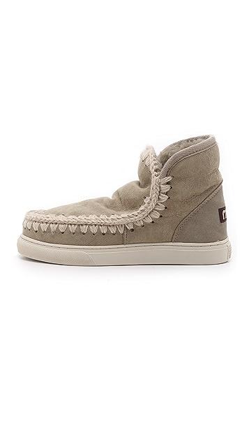 ONE by Mou Eskimo Sneaker Booties