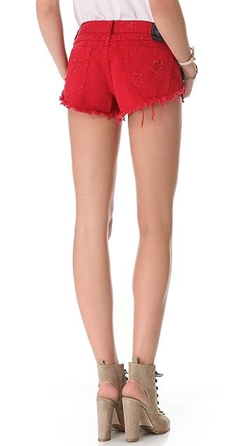One Teaspoon Aztec Shorts