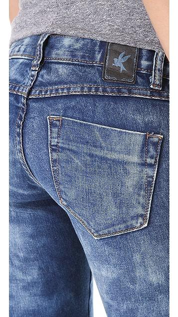 One Teaspoon Moonlight Iggy Skinny Jeans