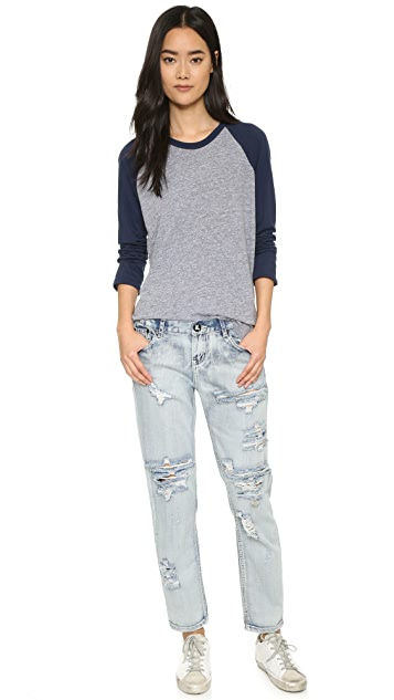 One Teaspoon Awesome Distressed Jeans