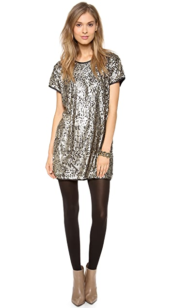 One Teaspoon Lucky Star T Dress