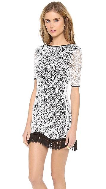 One Teaspoon Shambala Crochet Dress