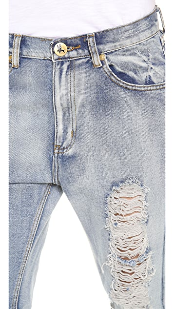 One Teaspoon 1969 Super Baggy Jeans