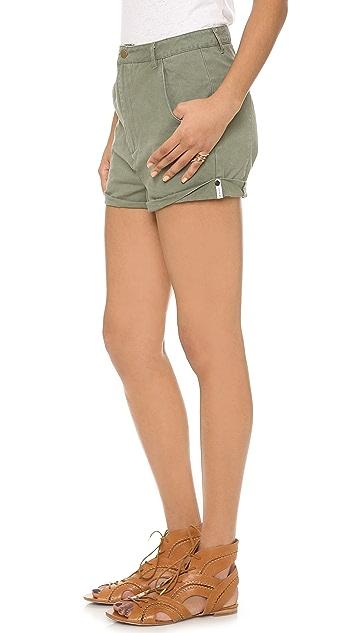 One Teaspoon Captain Wilde Shorts