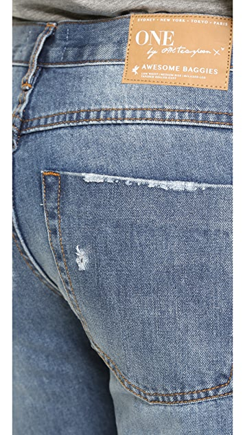 One Teaspoon Ford Awesome Baggies Jeans