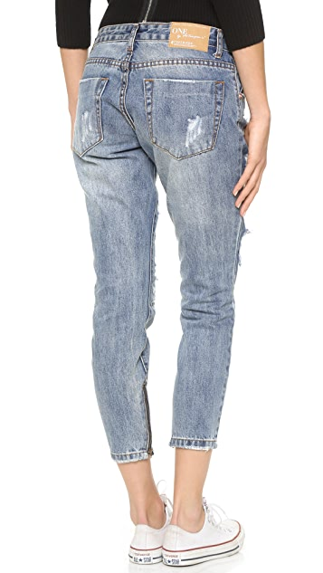 One Teaspoon Ford Freebirds Jeans