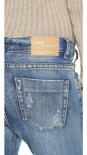 One Teaspoon Desperado Jeans