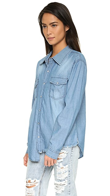 One Teaspoon Liberty Shirt